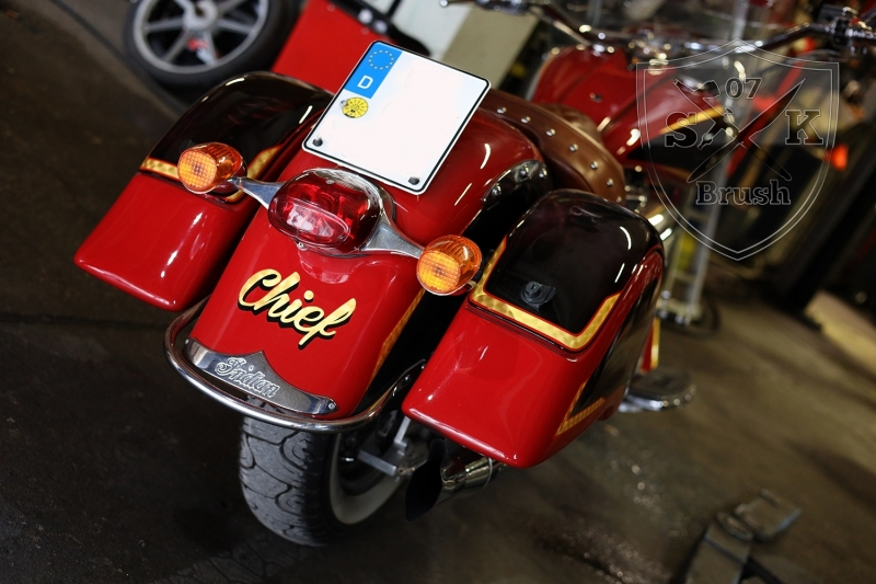 Airbrush-Candy-Red-Indian-Chief-Bike1