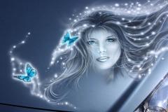 Airbrush-Peugeot-RCZ-sexy-butterfly2