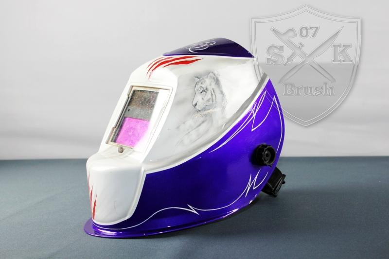 Airbrush-Automatik-Schweisshelm-Welding-Helmet-Tiger1