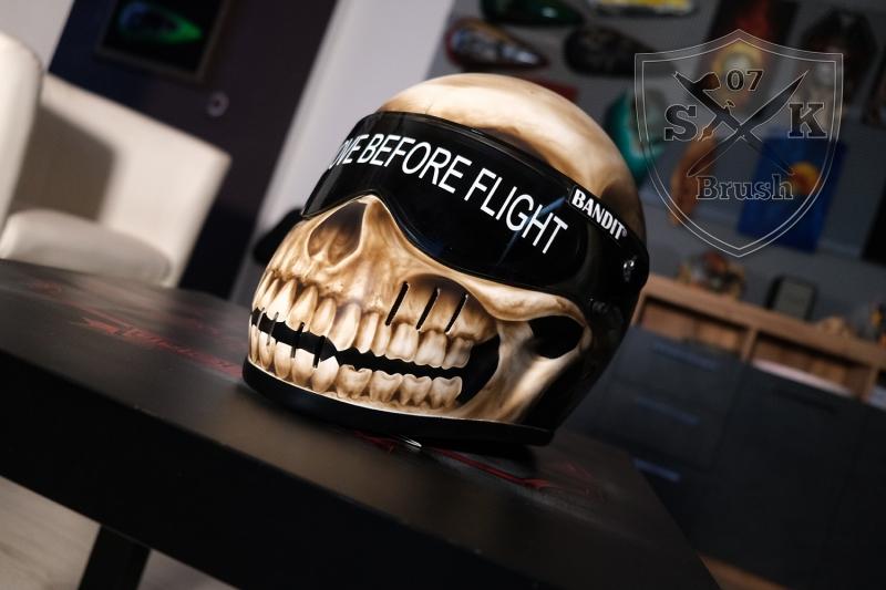 Airbrush-Bandit-XXR-Skull-SK-2021
