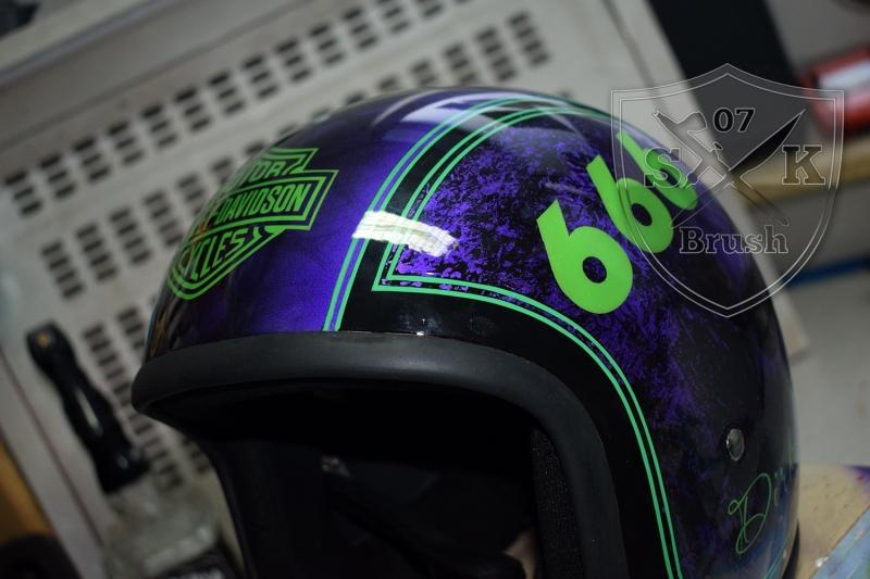 Airbrush-Helm-Dirk-666_1