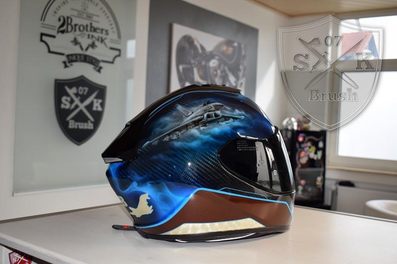 Airbrush-Racing-Helmet-TB-Eurofighter