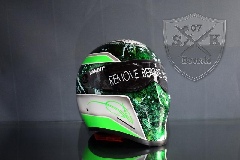 Broken-Head-Bandit-Crystall-airbrush-helm