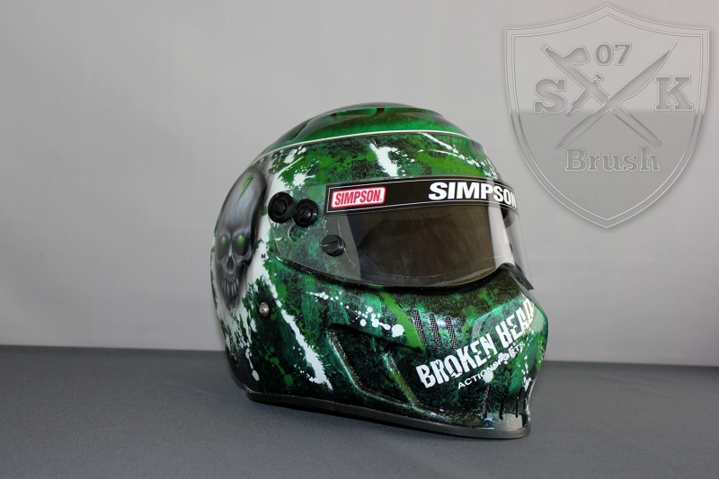 Broken-Head-Simpson-airbrush-helm