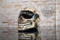 Airbrush-Bandit-Cryslall-skull-helmet-Wand