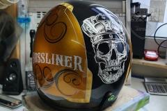 Airbrush-Helm-Bossliner