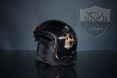 Airbrush-Helm-Leo