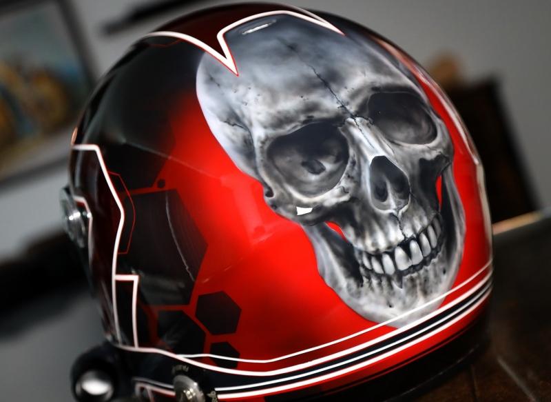 Airbrush-Racing-helmet-custom-helm-rennhelm-VS4