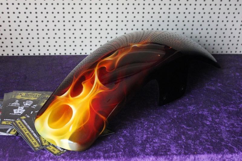 Flames-Fender