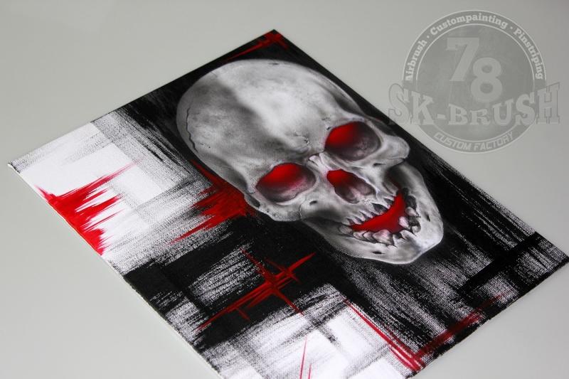 Skull-Canvas-BlackRed2