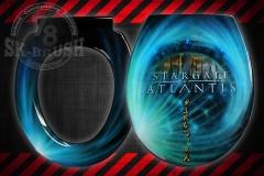 Airbrush-WC-Sitz-Atlantis