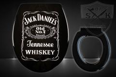 Airbrush-WC-Sitz-Jack-Daniels
