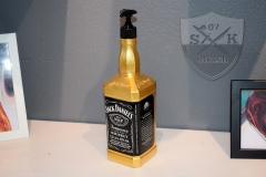 Jack-Daniels-Flasche-24-Karat-Gold
