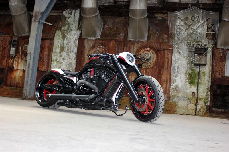 Barracuda-Harley-Davidson-Custompaint