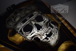 Bossline Harley Davidson Gold - Silber