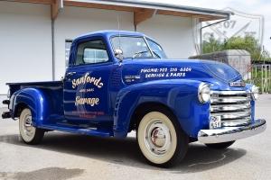 Chevrolet Pickup Truck 3100 aus den 50er