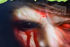 Chevrolet Zombie Airbrush