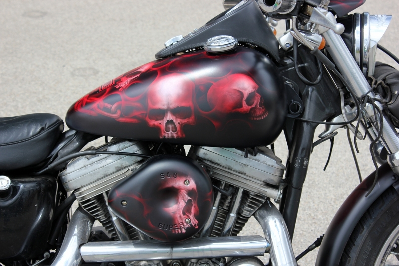 airbrush-harley-davidson-skulls-matt1