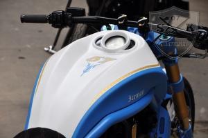 Harley Davidson Iceman Project