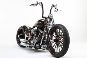 Harley Davidson Sixty Five Custompaint