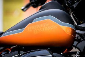 Harley Davidson Touring Street Slammer