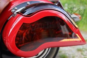 Indian Custombike Airbrush