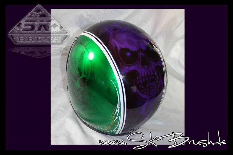 Airbrush-Jet-Helm-Candy-Green-Violet-Pinstripe3