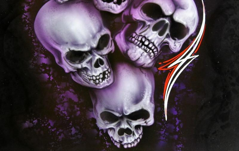 Airbrush-Platte-Skulls1