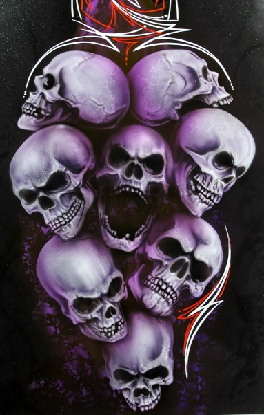 Airbrush-Platte-Skulls2