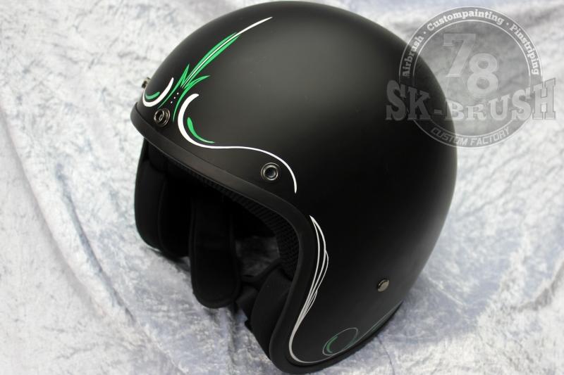 Pinstriping-Jet-Green