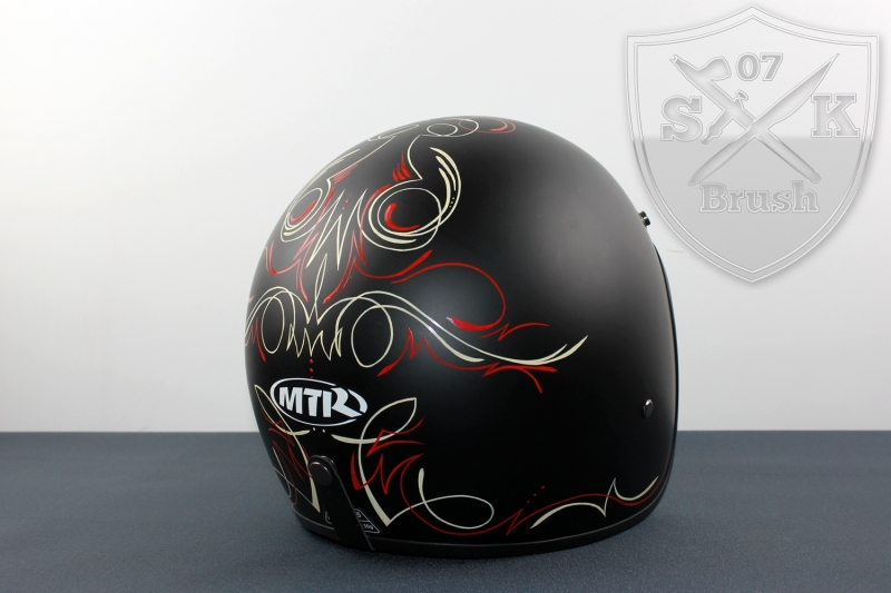 Pinstriping-Jet-Red-Beige-voll1