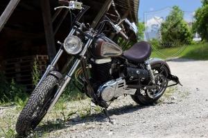 Thors Hammer Airbrush Bike