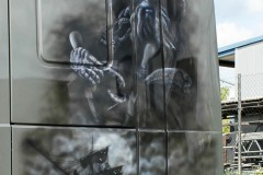 Airbrush-LKW-Pirates-of-the-Caribbean-3