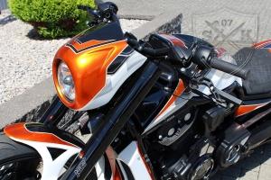 Turbo V-Rod No Limit Custom