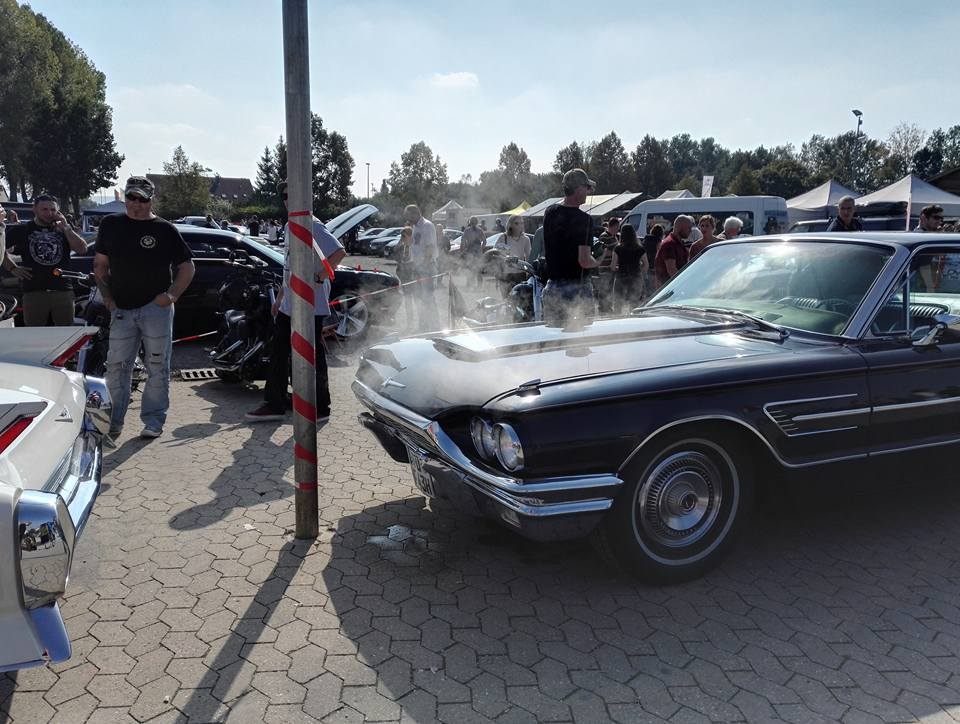 11. US Car Treffen 2016 in Gunzenhausen